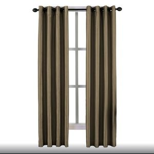Pottery Barn Emery Drapes- pair